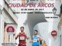 2017-04-02 VIII carr. pop. Ciudad de ARCOS 9 Km