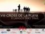 2018-08-26 XVIII cross y II Langostino trail Playas de SANLÚCAR 8 Km y 17 Km