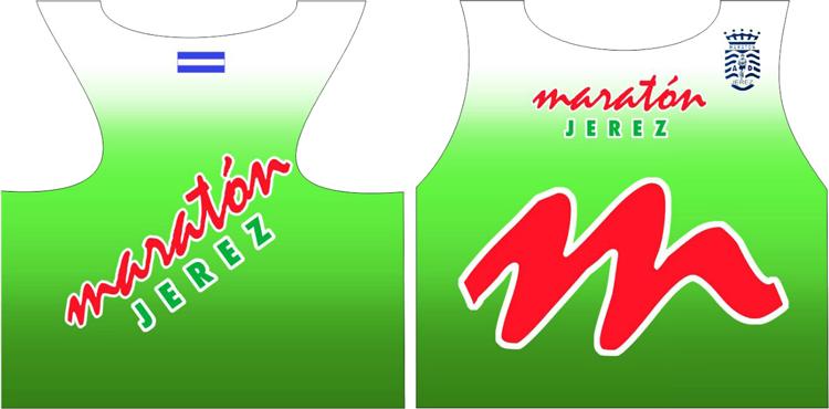 Equipación Maratón Jerez Femenina