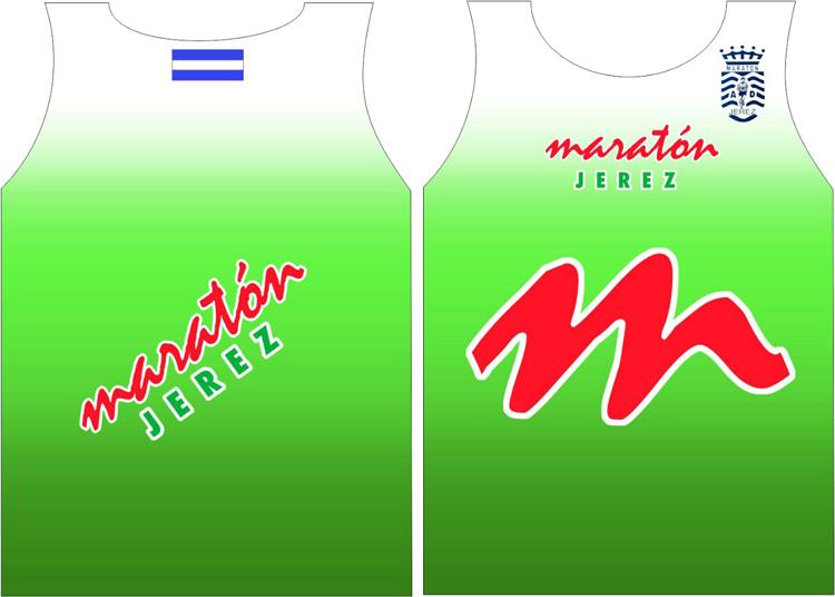 Equipación Maratón Jerez Masculina