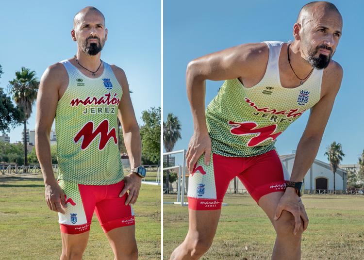 Equipación Maratón Jerez Masculino