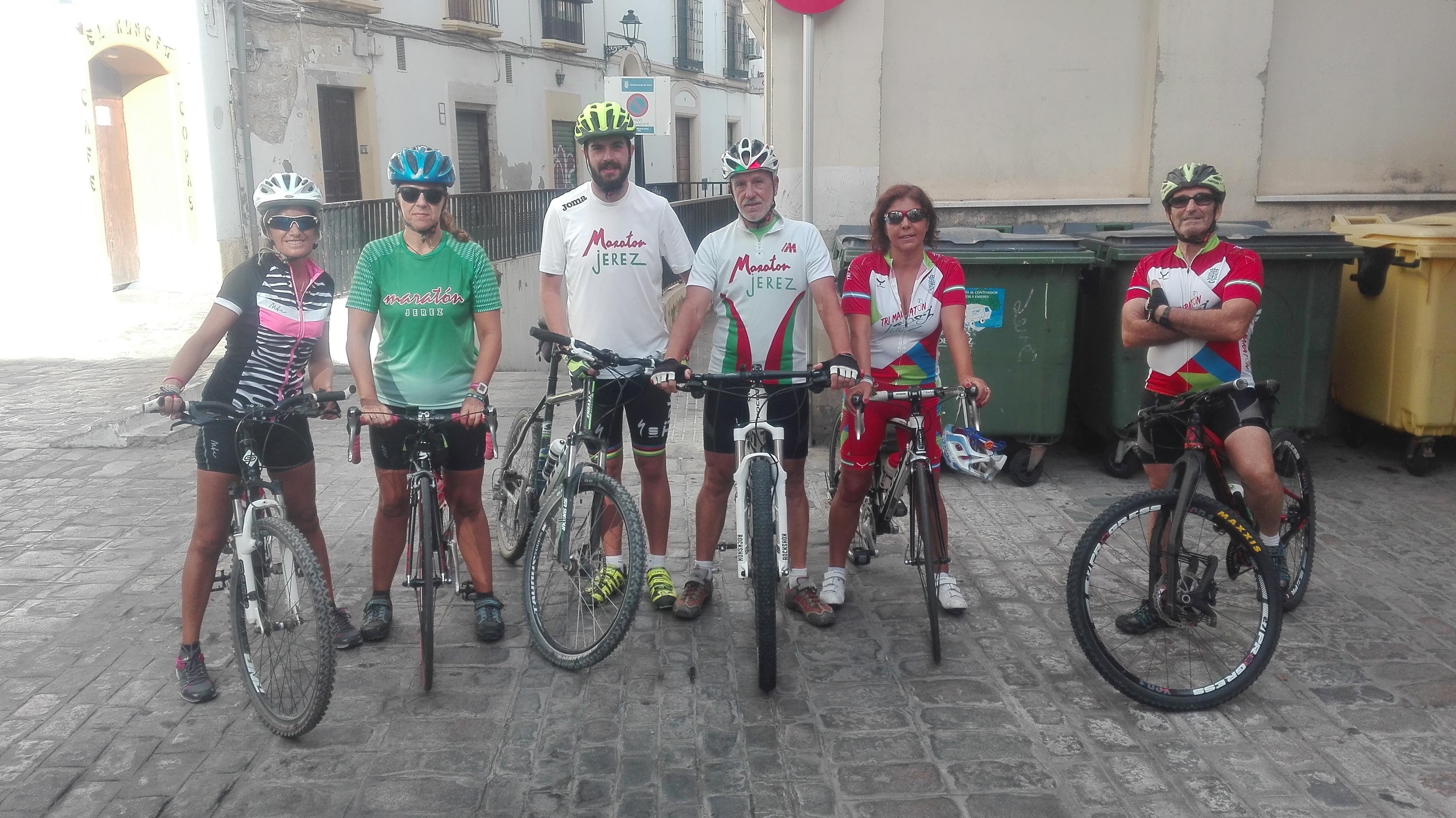 Agosto 22 -2017 Salida Solidaria Fibrosis Quistica Roma (1)