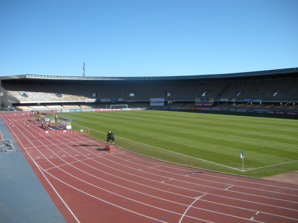 ESTADIO MUNICIPAL DE CHAPIN