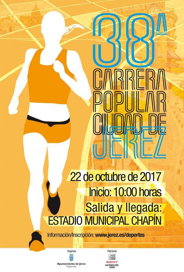 38 CARRERA POPULAR DE JEREZ