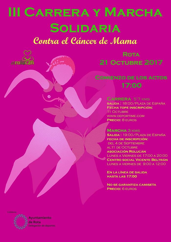 rota cancer octubre