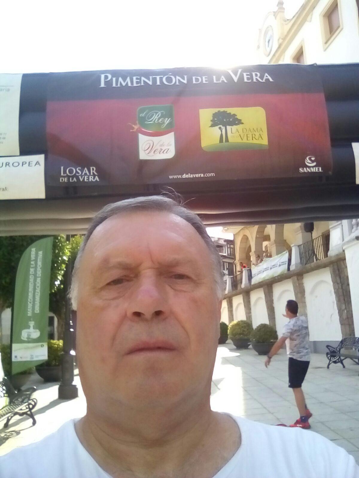 Otro doblete de Pedro Artajo esta vez en  Jaraíz de la Vera y Losar de la Vera en Extremadura