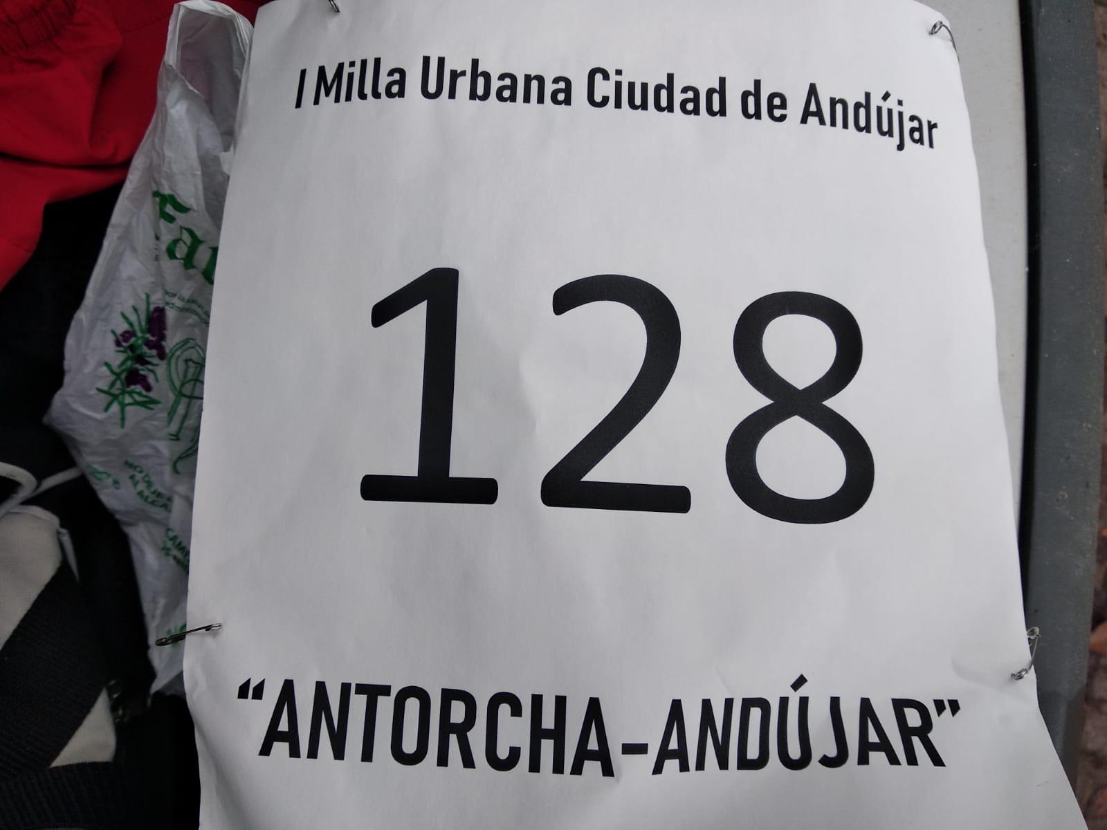 Otro doblete mas de Pedro Artajo, esta vez se fue a  correr a Villatorres y a Andújar