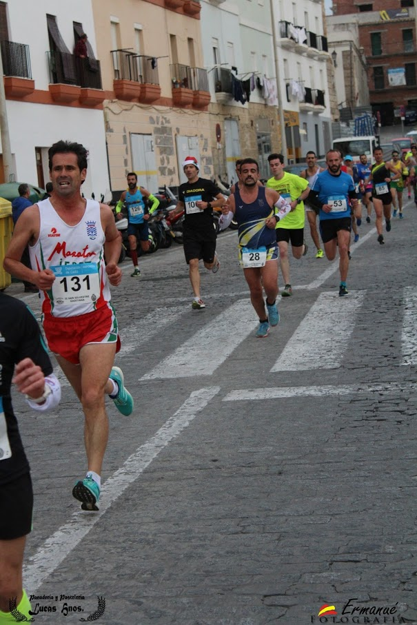 Antonio Armario «2º» Veterano «C» en la «XVIII Carrera Atlética Chiclana Sancti-Petri»