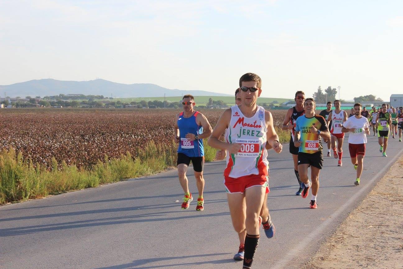 Sergio del Castillo y J. Benito Saura corren  este domingo en la Región Murciana en la «VI Carrera Popular Prometeo»