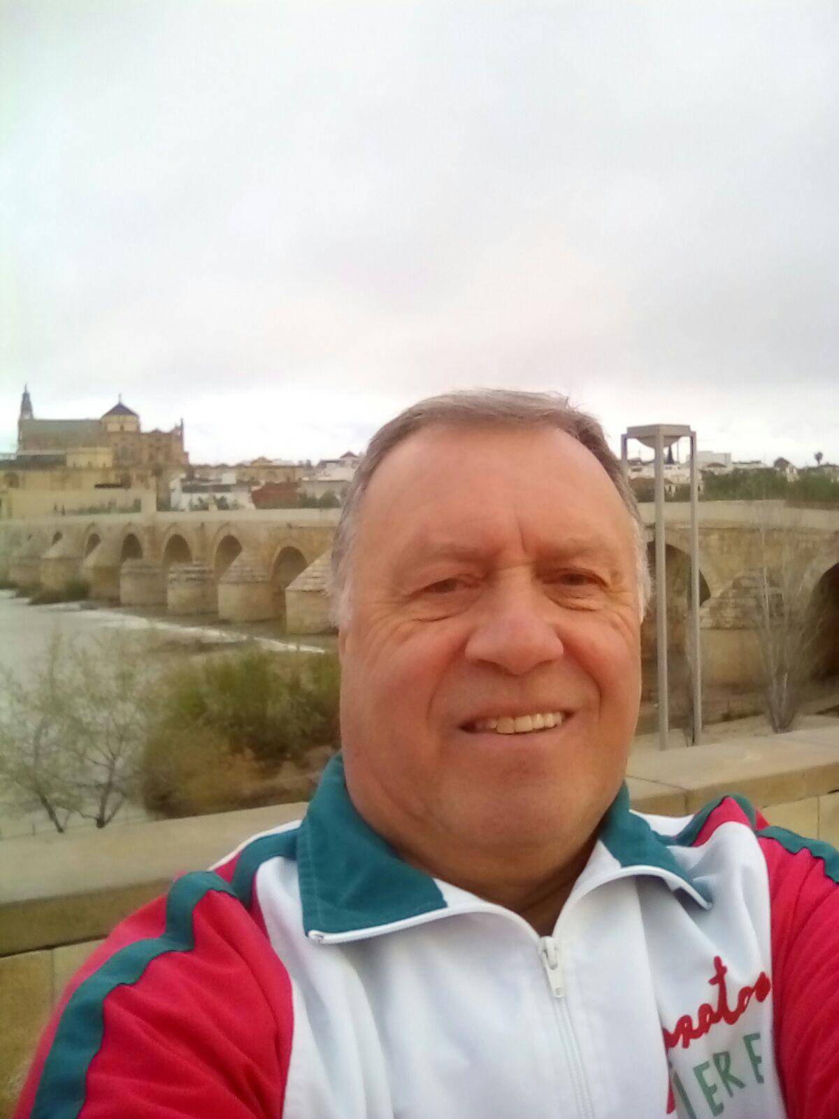 Pedro Artajo participo en el «Cross Molino Blanco» en la Guijarrosa (Córdoba)