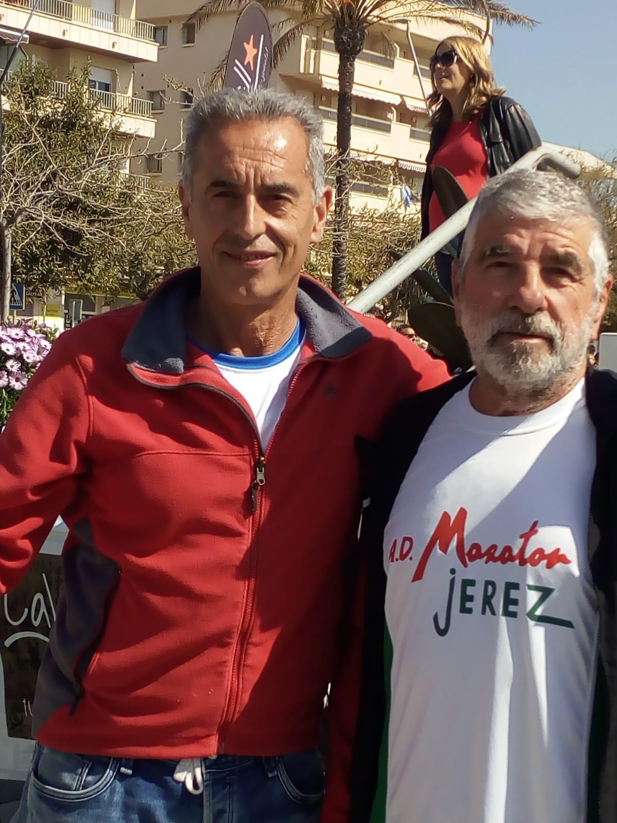 Juan Sánchez participo en la «III Cursa de l´Aigua» en Calafell (Tarragona)