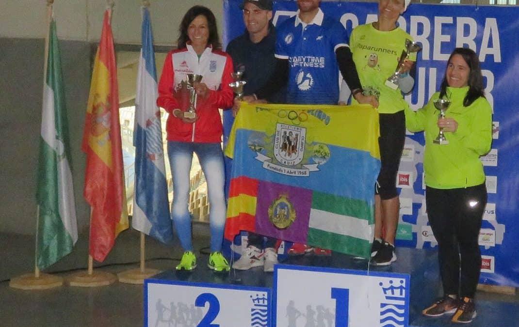 Media Maraton de Jerez y Comida Navideña del Club 2019