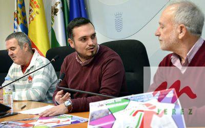 Agradecimiento municipal al compromiso de Maratón Jerez por el deporte solidario con esta carrera festiva y especial de la San Silvestre
