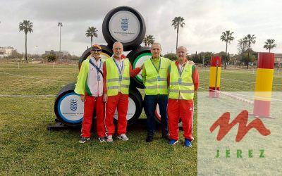 45 Campeonato de España Master Campo a Través (Jerez)
