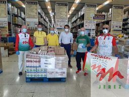 El Maraton Jerez  «SOLIDARIO»  con los mas necesitados, publicado en elMira.es Jerez