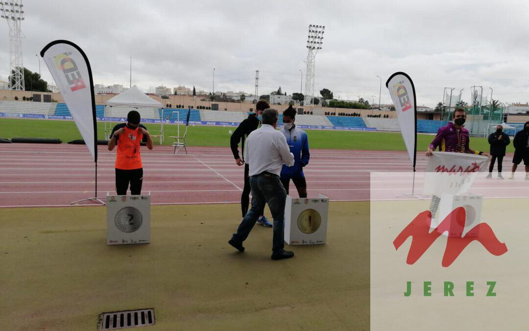 Benito Saura  «Medalla de Bronce» en el «Campeonato de España de Atletismo Adaptado»
