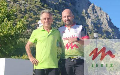 Los atletas del Maratón Jerez este fin de semana compitieron en Villaluenga del Rosario, San Fernando y  en Cijuela (Granada)