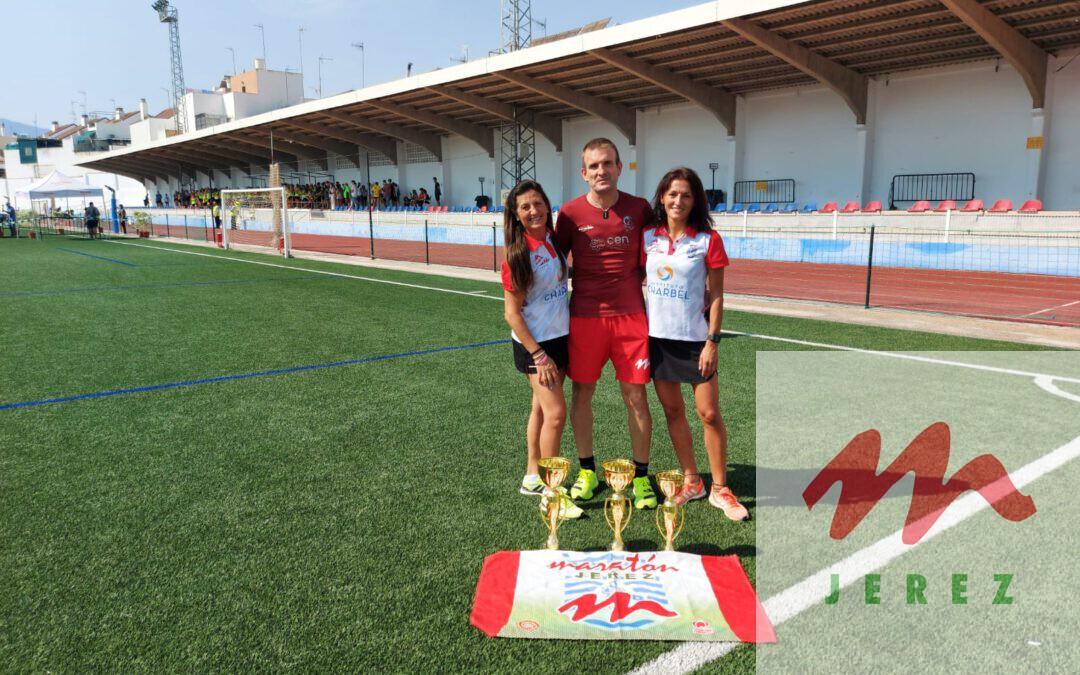 corredores maratón Jerez